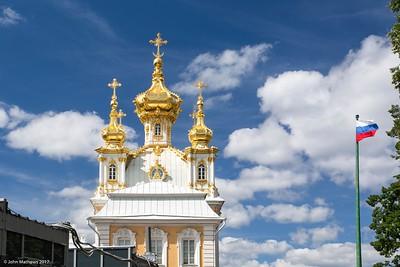 Jul 16 - St Petersburg, Russia