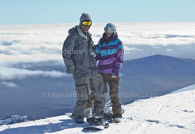 20120718 Bevan and Suzanne on Turoa _MG_5208 WM