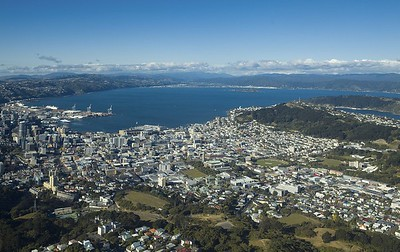20110224 1756 Aerial views of Wellington _MG_7155 a
