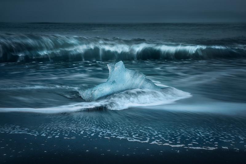 Glacial Beach