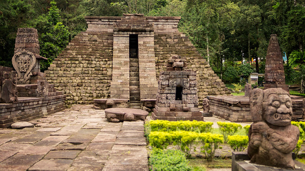Candi Sukuh Temple Front