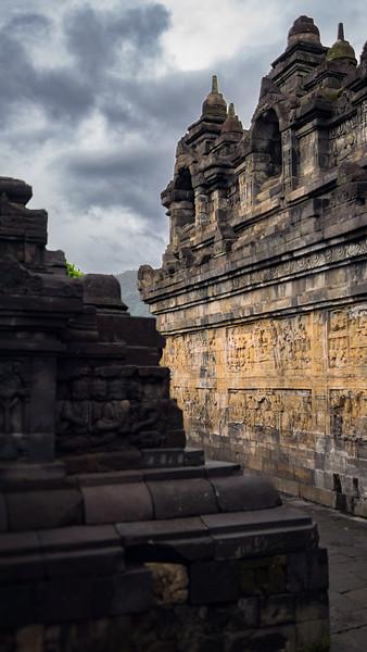 Borobudur Corridor