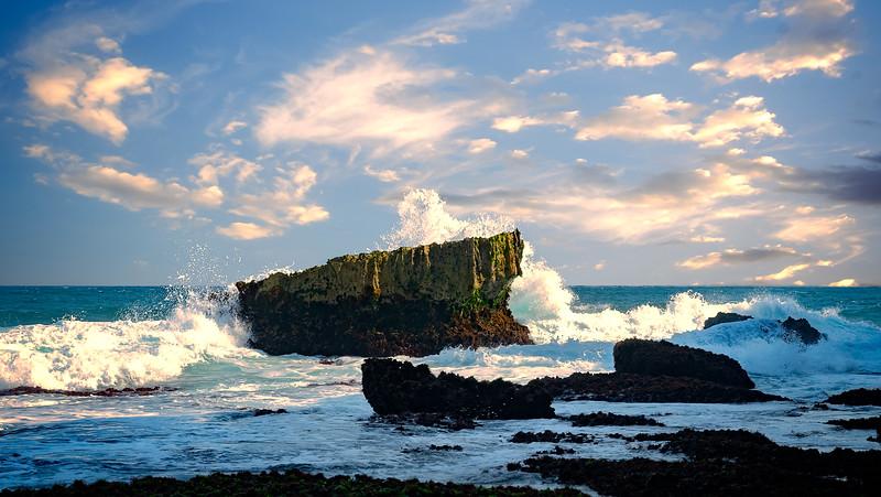 Splashing Rock