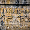 Reliefs Borobudur
