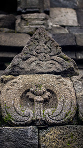 Borobudur Close-up