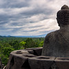 Buddha Overlook Borobudur