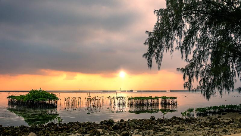 Thousand Island Sunset