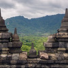 Borobudur Wall