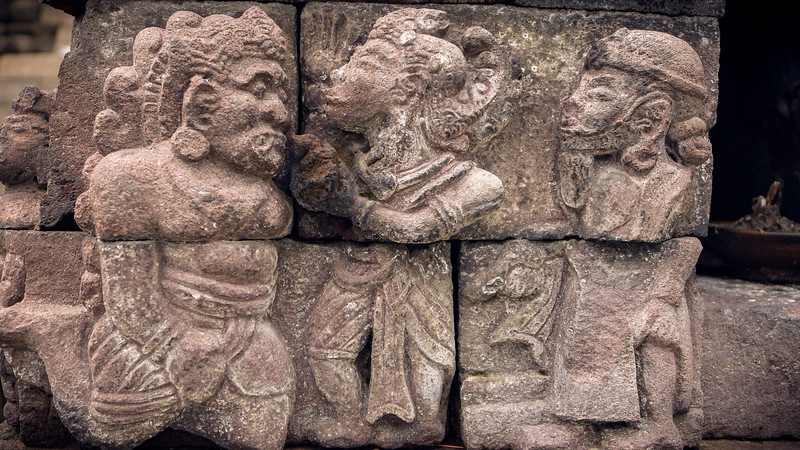 Reliefs Candi Sukuh