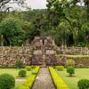 Candi Sukuh Courtyard