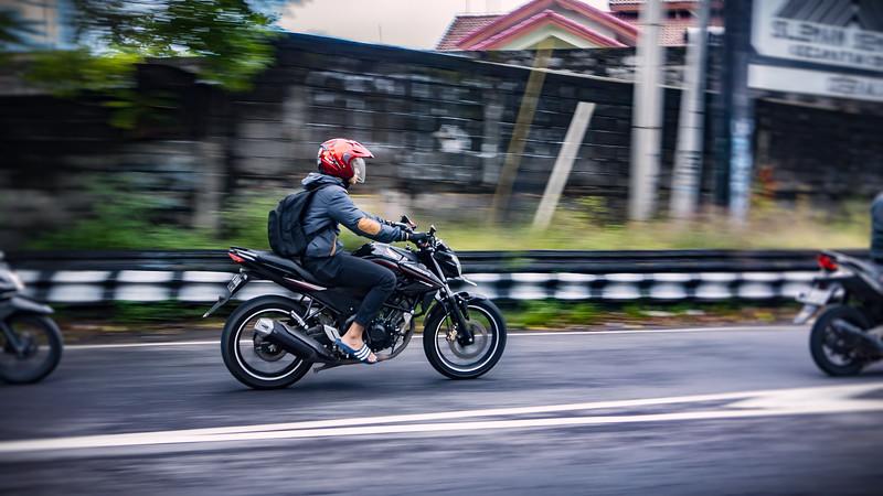 Motorbike Indonesia