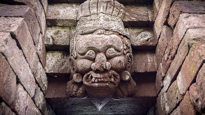 Candi Sukuh Carving