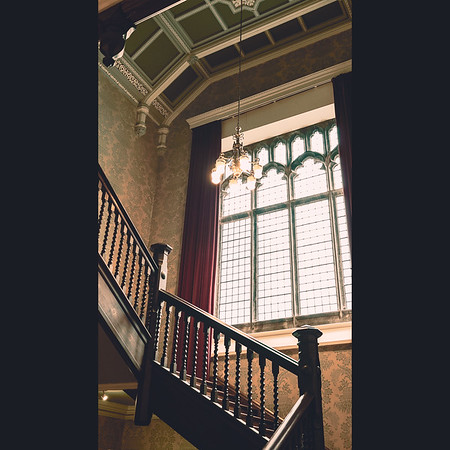 Kylemore Staircase