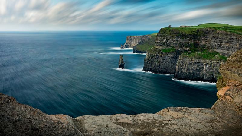 Cliffs In Movement
