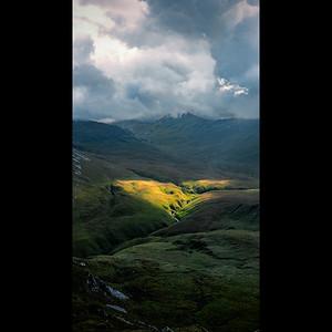 Connemara Sun Spots