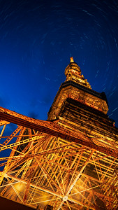 Tokyo Tower Trails