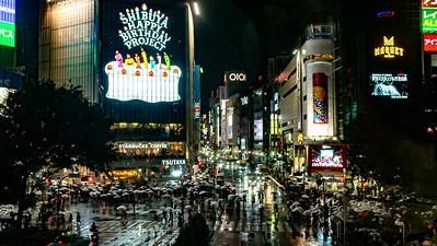 Shibuya Birthday