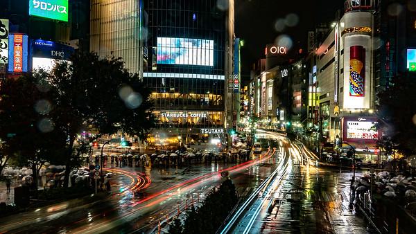 Shibuya Traffic