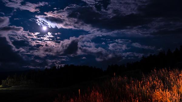 San Isabel Moonlight