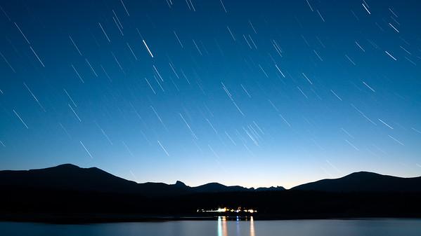 Beaver Reservior Stars