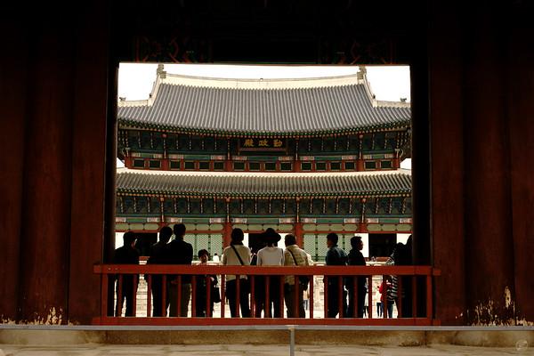 Through the Entrance