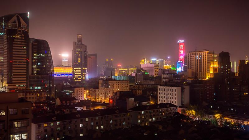 Looking Toward Nanjing