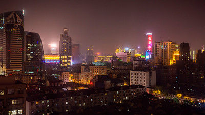 Looking Toward Nanjing