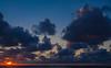 Oregon Coast Sunset from Gearhart