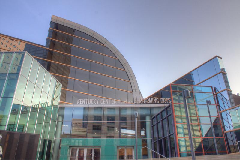 Kentucky Center for the Performing Arts Louisville Kentucky