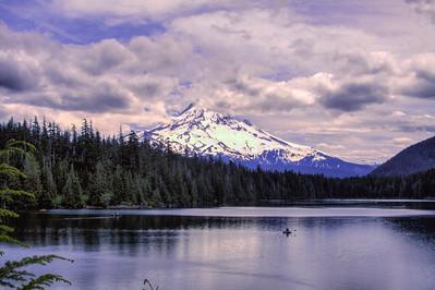 Mt Hood - Lost Lake