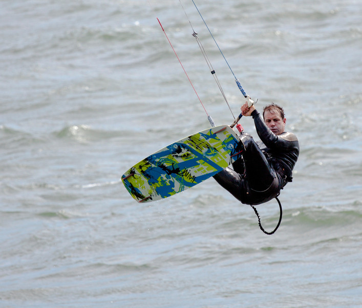 Columbia River Wind Surfer
