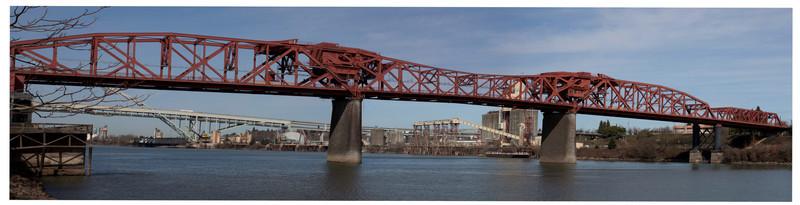 Broadway Bridge - Portland Oregon