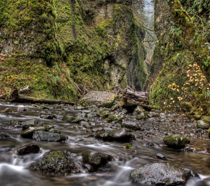 Oneida gorge