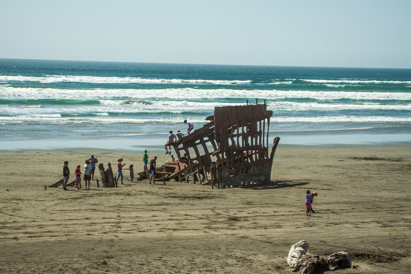 Oregon ship wreck