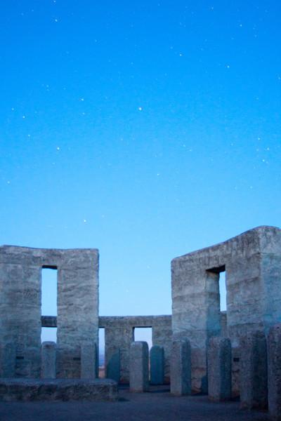 Sunrise at the American Stonehenge