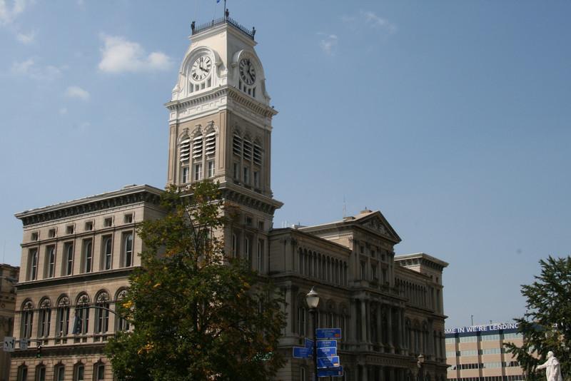 Louisville Kentucky Cityhall