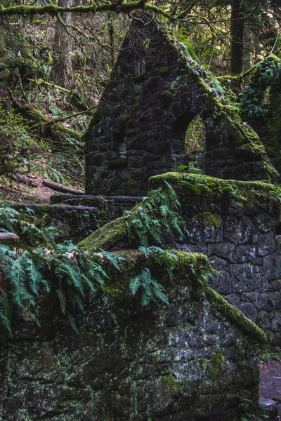 Lower Macleay Trail witches castle