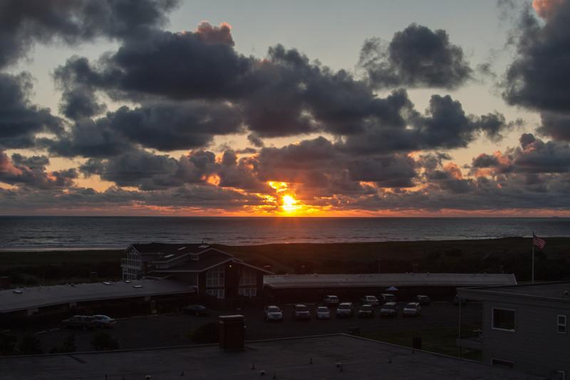 Gerhart sunset