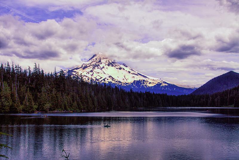 Mt. Hood - Lost Lake