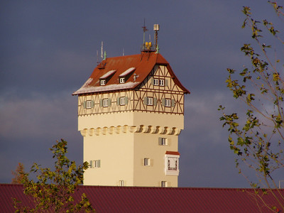 Grafenwohr tower