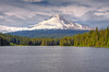 Mt Hood, Oregon, Trillium Lake