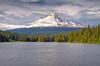 Mt Hood, Oregon, Trillium Lake