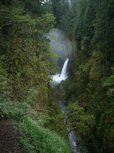 Metako falls