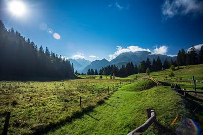 Berghotel Schlossanger Alp