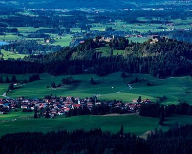 Burgruine Eisenberg and Burgruine Burg Hohenfreyberg