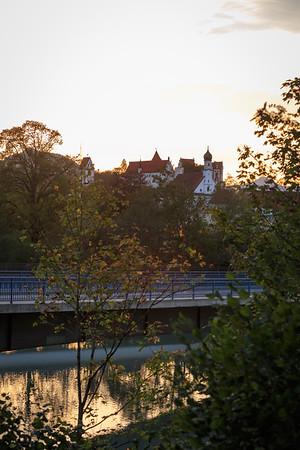 Hohes Schloss Fussen, Germany