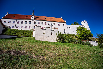 Hohes Schloss Fussen Germany