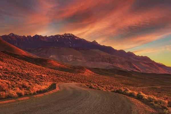 Steen sunrise
