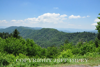 Taken near Gatlinburg, Tn. on the way to Clingmans Dome. Clingmans Dome is the second highest point East of the Mississippi and the highest point in Tennessee at 6,684 ft.