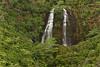 Opaekaa Falls (Opaeka'a Falls), Kauai, Hawaii